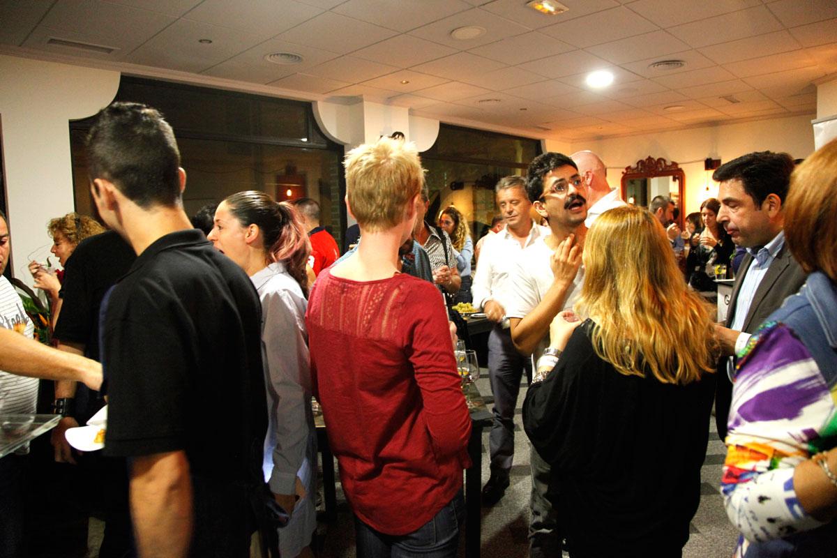 Fiesta de inauguracioón de Restaurante Uskar